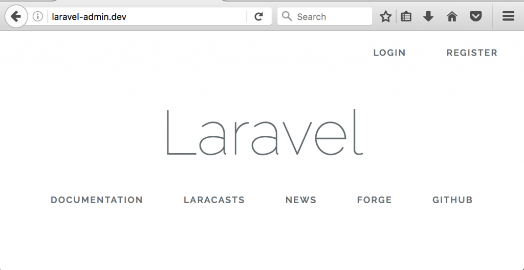 laravel login-register