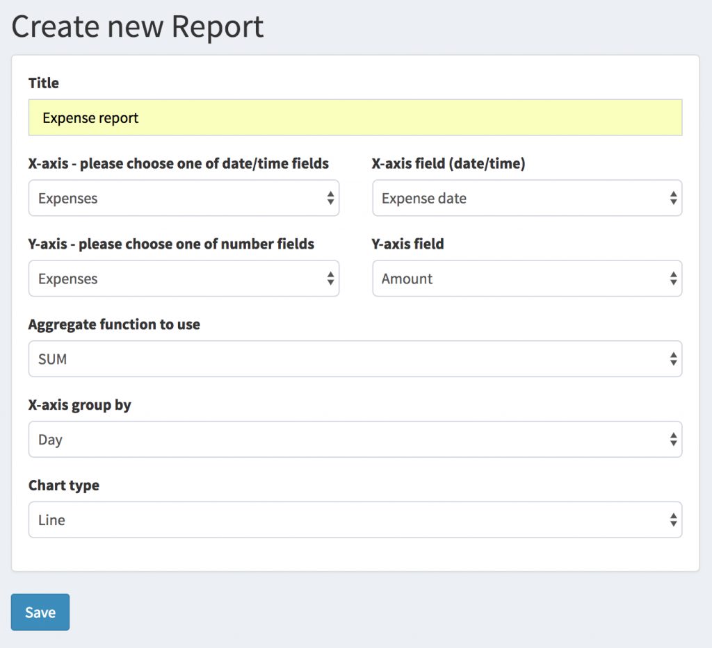 report builder beta generate your reports without coding quick