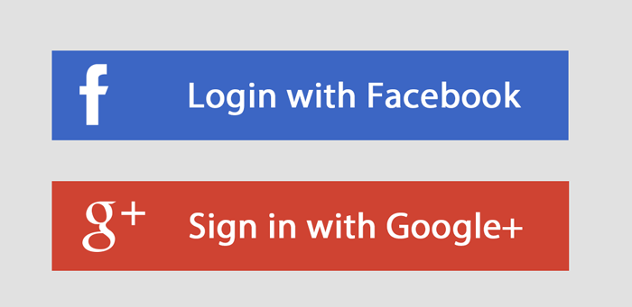 Social Login: Using Socialite to Sign In with Facebook ...