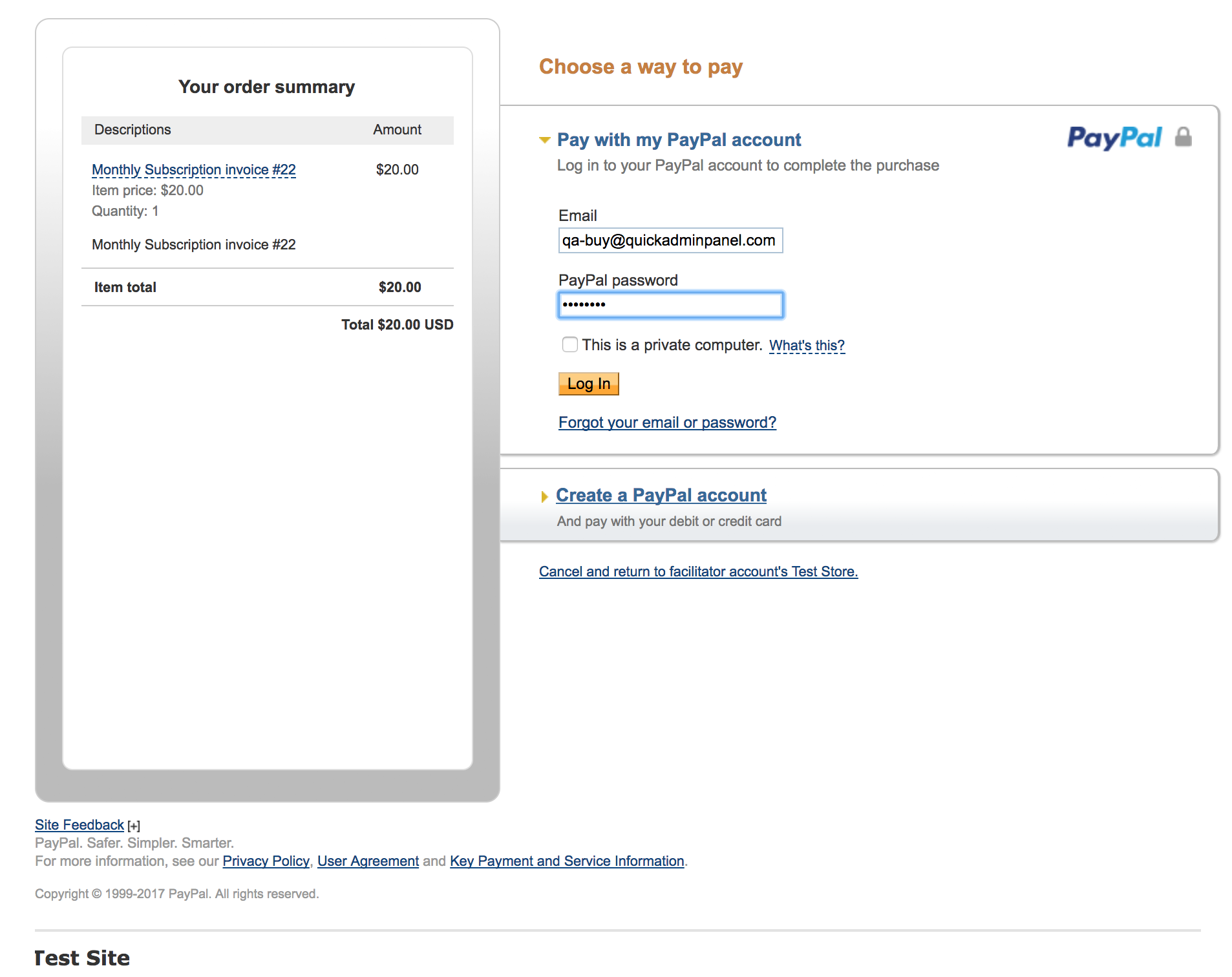 PayPal payments in Laravel: The Ultimate Guide – Quick Admin