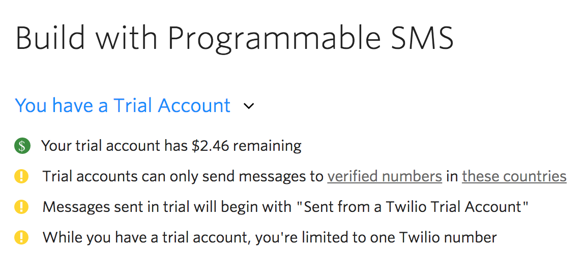Two Laravel Packages to Send SMS with Twilio – Quick Admin Panel