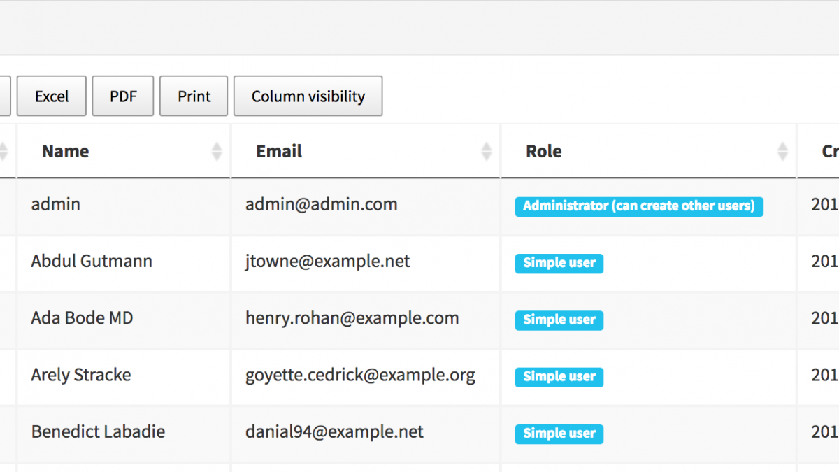 How to Customize Datatables: 6 Most-Requested Tips – Quick Admin Panel