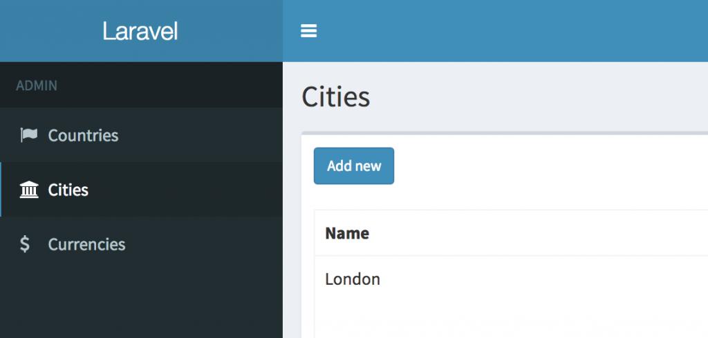 Quick Admin Panel – Page 2 – Blog of Laravel adminpanel builder