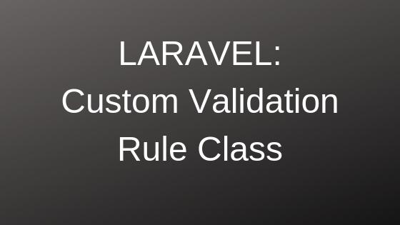Laravel Custom Validation Rule: Max Word Count – Quick Admin